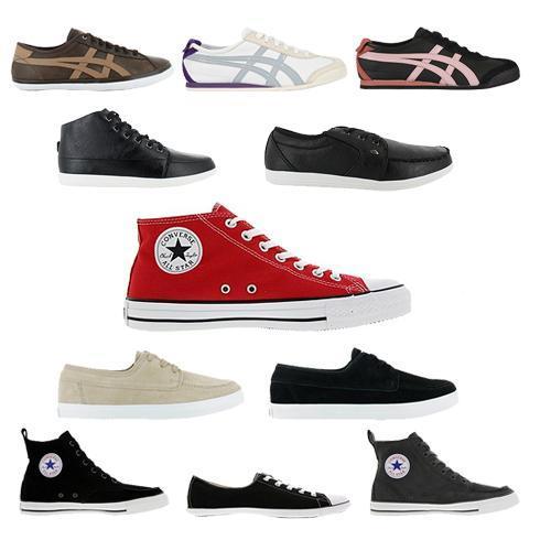 Converse Asics Onitsuka British Knights Sneaker für 34,90€ im eBay WOW Special
