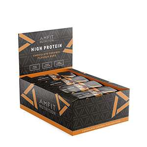 Amfit Nutrition Protein Riegel 12er Pack (12 x 60g)
