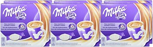 Milka Kakao Pads, 42 Senseo kompatible Pads