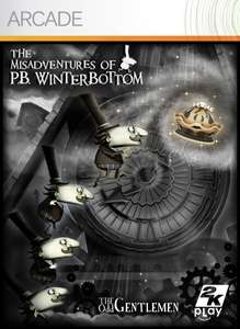 The Misadventures of P.B. Winterbottom (Xbox One/Xbox 360) für 1,89€ (Xbox Store Live Gold)