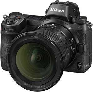 Nikon Z6 Systemkamera mit Objektiv Z 14-30mm 4.0 S (Amazon.it)