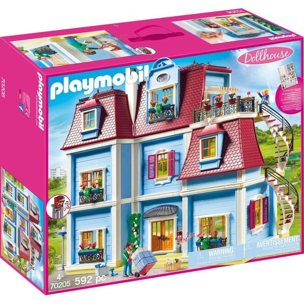 (1x) Playmobil Dollhouse 70205 (B-Ware)