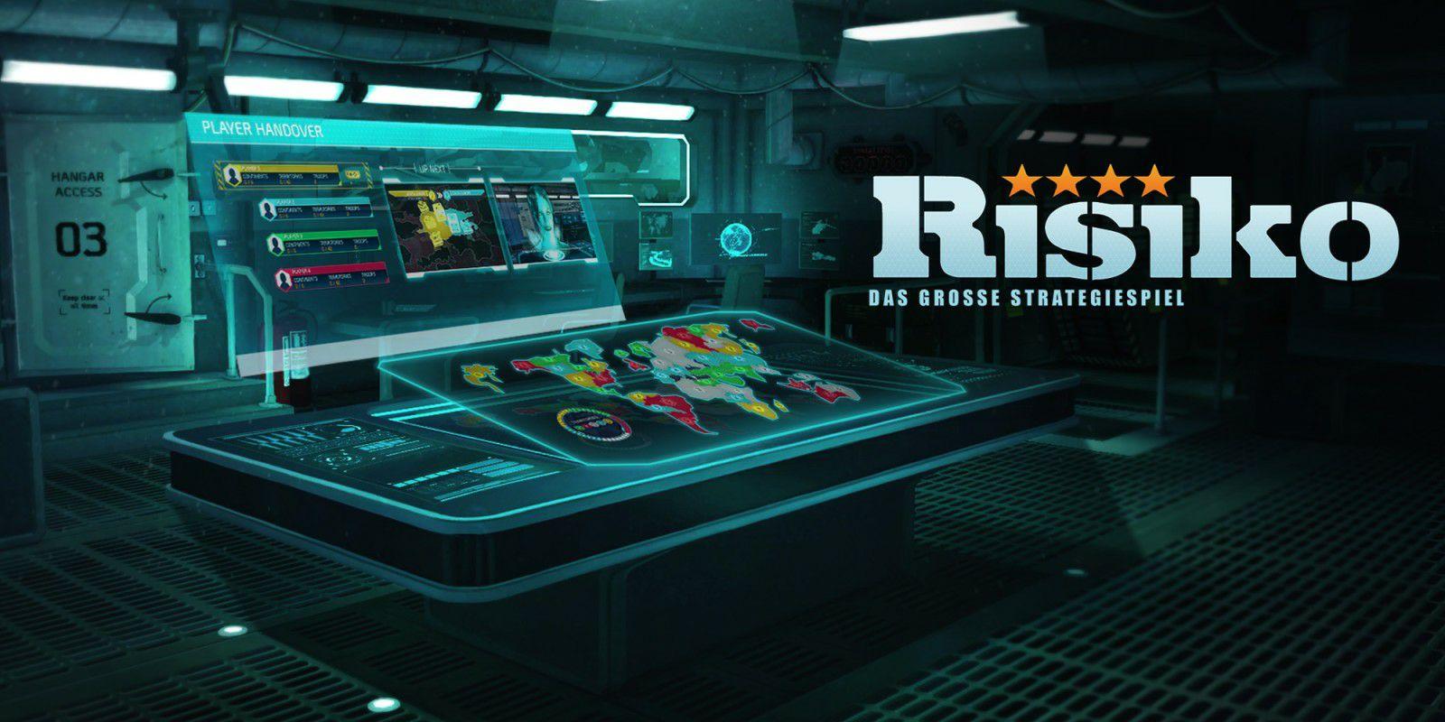 Risk: Global Domination Risiko für die Nintendo Switch Eshop