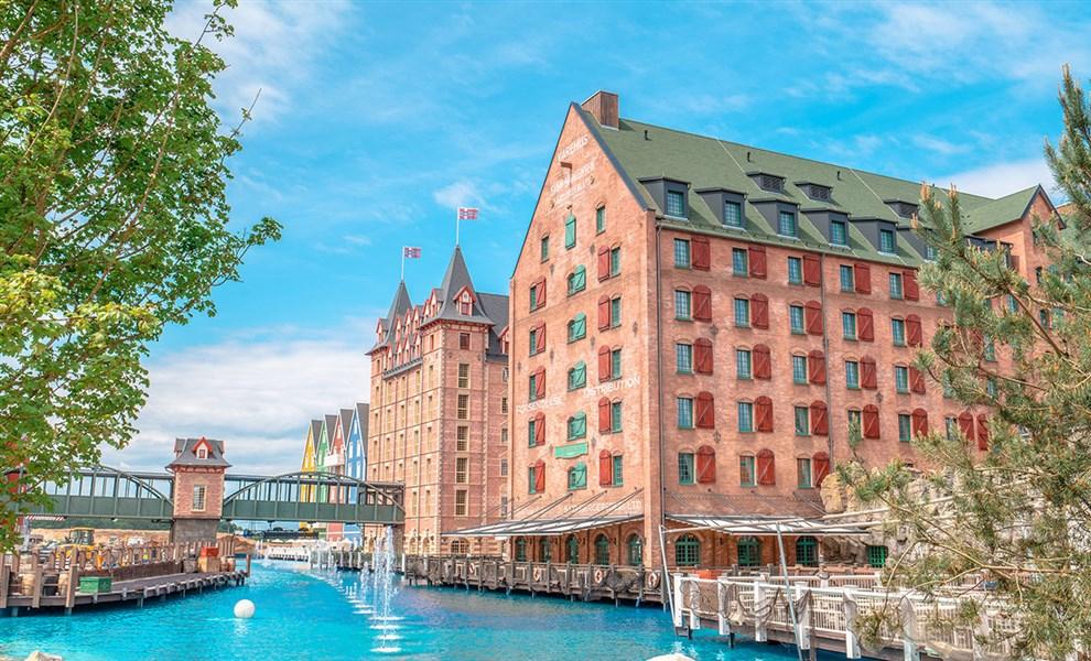 Europapark Resort Erlebnishotel Krønasår - zwei Nächte zum Preis von einer