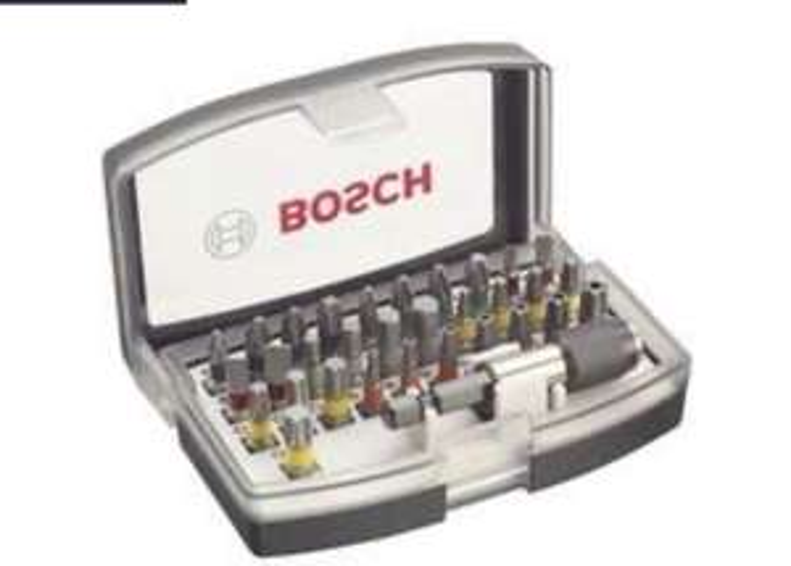 Amazon Prime Bosch Professional 2607017319 Bit Set