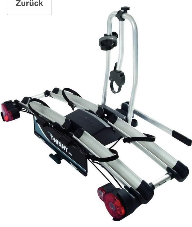 Twinny Load 7913050 Fahrradträger und E-Biketräger E-Wing