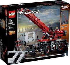 [voelkner] LEGO Technic - 2 in 1 Geländegängiger Kranwagen (42082)