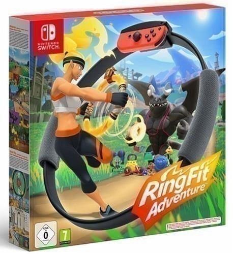 Ring Fit Adventure (Nintendo Switch) - Bücher.de mit Newsletter Gutschein