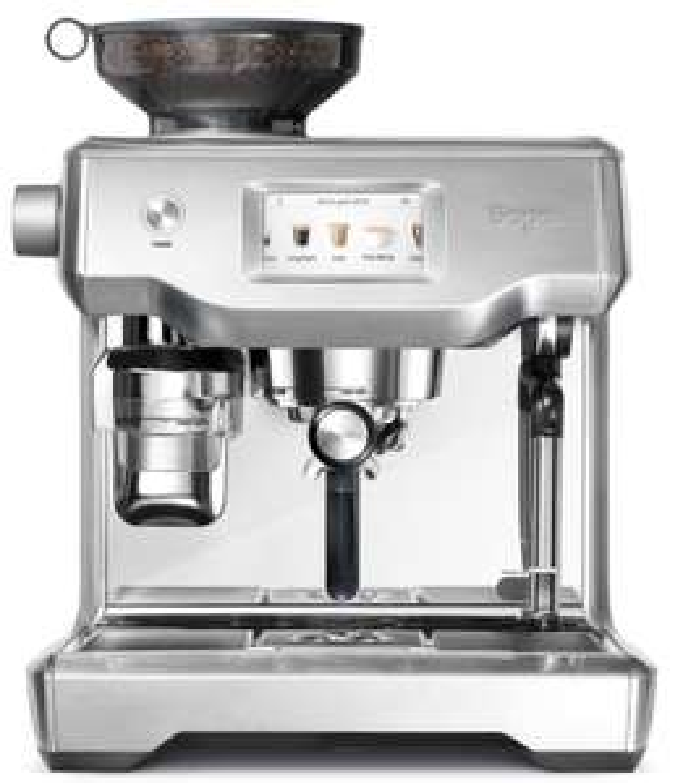 Sage The Oracle Touch (SES990BSS4EEU1) - Espressomaschine - Gebürstetes Edelstahl