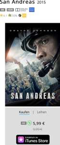 iTunes - San Andreas - 4K - Dolby Atmos - Dolby Vision