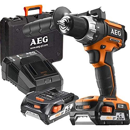 [Amazon Prime] AEG BS 18C LI-202C inkl. 2 x 2.0 Ah Akku