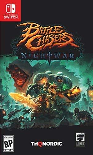 [Amazon.com] Battle Chasers: Nightwar - Nintendo Switch