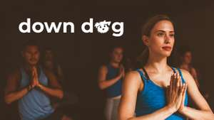 Down Dog Yoga App 60% reduziert New Year's Sale