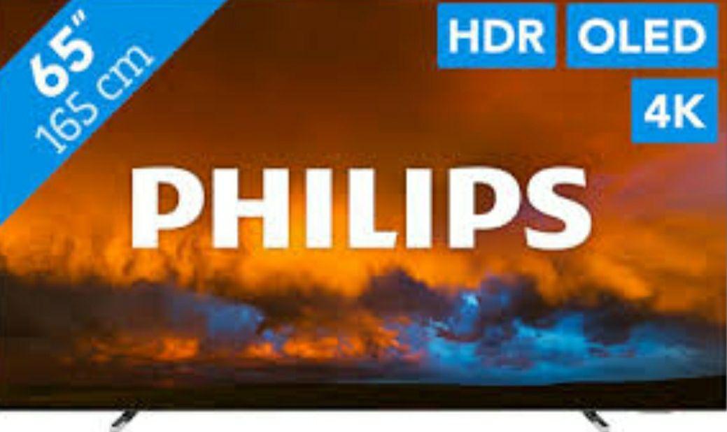 Philips 65OLED804 bei Mediamarkt Belgien