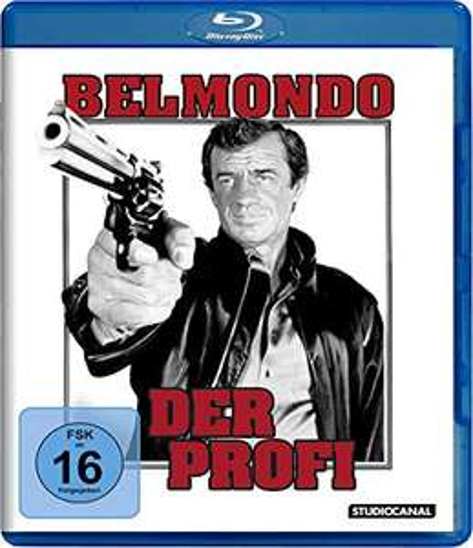 Der Profi (Blu-ray) für 5€ (Amazon Prime & Saturn & Media Markt)