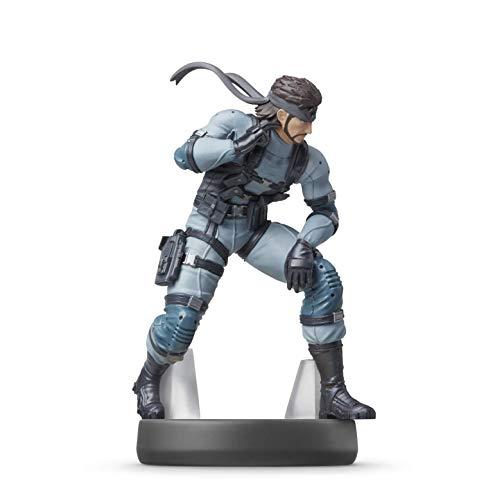 Nintendo amiibo (Super Smash Bros. Collection) Snake für 8,80€ (Amazon Prime)