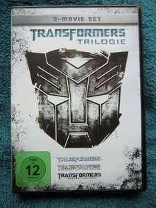 Transformers Trilogie - 3-Movie Set (DVD) Marktkauf Löhne