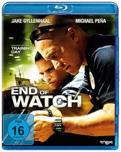 End of Watch (Blu-ray) für 3,87€ (Dodax)
