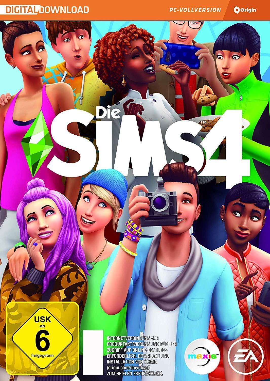 @amazon - Sims 4 PC Origin Key