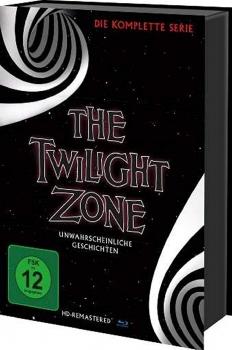 The Twilight Zone - Die komplette Serie (Blu-ray) für 44,94€ (Alphamovies)