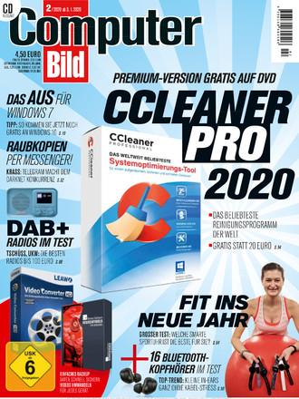CCleaner Pro 2020 für 4,50€