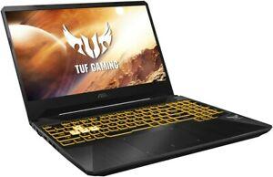 "ASUS TUF Gaming FX505DV-BQ007T - 15.6"" FHD IPS Notebook (Ryzen 5 3550H, 512GB SSD, 8GB RAM, GeForce RTX 2060 6GB, 60Hz, Tastaturbeleuchtung)"