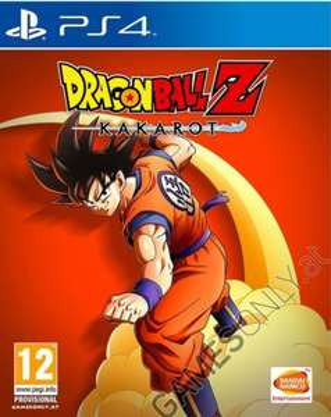 Dragonball Z: Kakarot für PS4