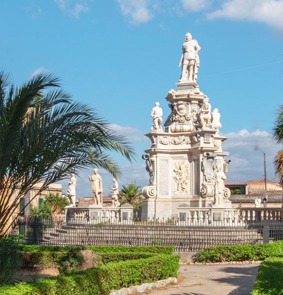 Sizilien: Hin und Rückflug von Düsseldorf Weeze nach Palermo für 4,99€ im Januar