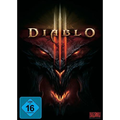 Diablo 3 DVD Box