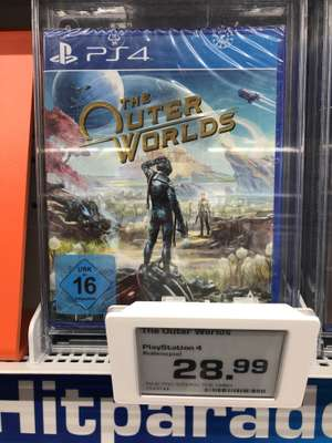 [Saturn Bielefeld] The Outer Worlds - PS4