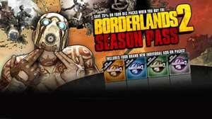 Borderlands 2 Season Pass 10,50€ bei GMG [Steam Key]