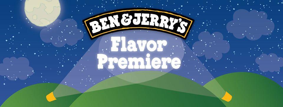 [LOKAL - Berlin] Ben & Jerry's Eiscreme Premiere - Gratis die neue Sorte probieren!