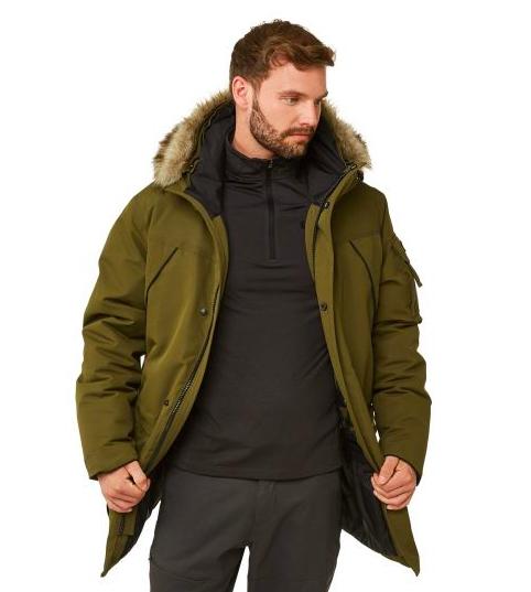 Craghoppers 'Bishorn' Jacke mit 15 Taschen - erhältlich in 4 Farben