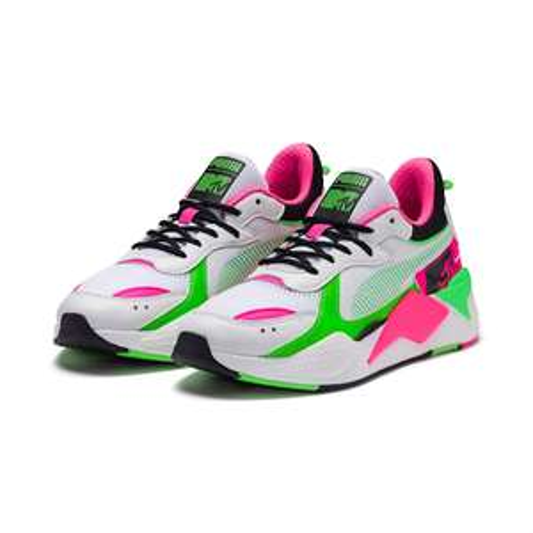 Bis zu 50% Rabatt + 15% extra im [Puma Online Shop], z.B. PUMA x MTV RS-X Tracks Bold Sneaker [Grösse 42,44]