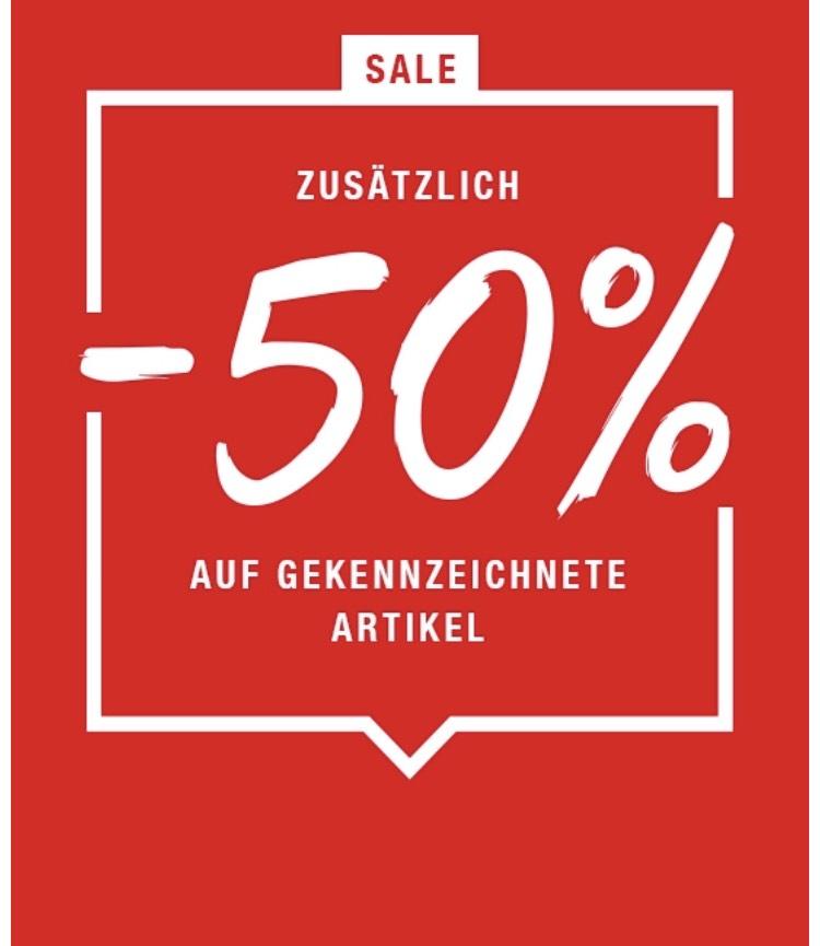 Zalando Outlet - zusätzlich 50% Rabatt - Berlin, Frankfurt, Köln, Hamburg, Leipzig und Stuttgart
