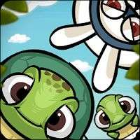 [Google Play Store Android] Roll Turtle (4,4 Sterne, 5.000+ Downloads, Gelegenheitsspiele)