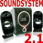 AUSVERKAUFT TS 2.1 Soundsystem bei Tradoria (B-Ware)