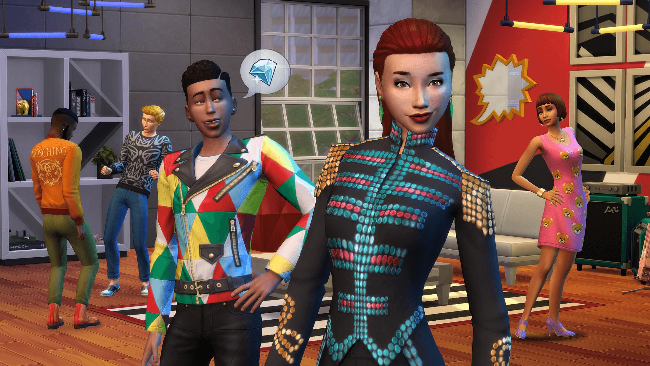 Die Sims 4 Alle Accessoires / Stuff Packs reduziert