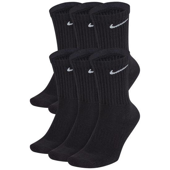 NIKE Socken 6er-Pack Everyday Cushioned Crew für 7,83€ + 3,95€ VSK (Größe L 42-46 EU) [outfitter.de]