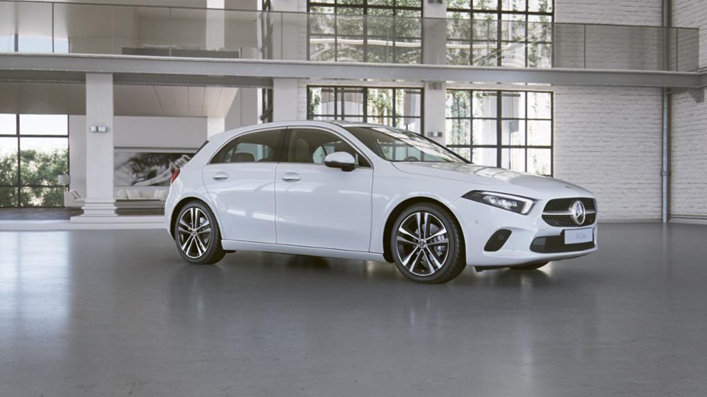 Privatleasing Mercedes A 180 Edition 19, sofort verfügbare Fahrzeuge. LF ca 0,65