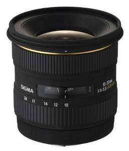 Sigma 10-20mm für NIKON für 389,- EUR