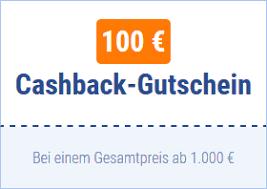 (Ab-in-den-Urlaub.de) Cashback-Gutschein 50 EUR ab 500 EUR / 100 EUR ab 1.000 EUR bis 300 EUR ab 3.000 EUR
