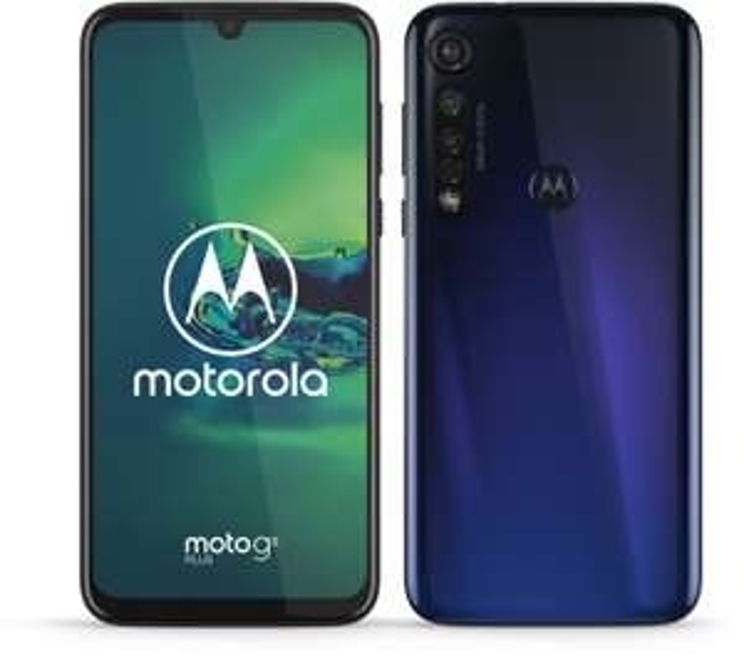 "Motorola Moto G8 Plus - 6.3"" Dual SIM Smartphone (64GB / 4GB RAM, USB-C, NFC, IP52, 4000mAh, Android 9) für 199€ bzw 179,10€ mit Saturn Card"