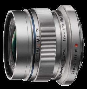 Olympus M.Zuiko Digital ED 12mm 1:2.0 @Amazon WHD 537,49 Euro