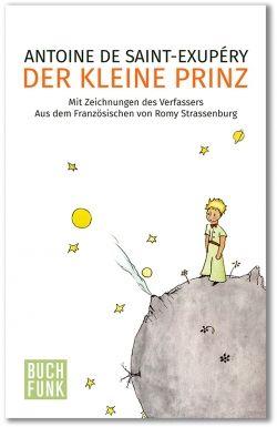 [vorleser.net eBook] Der kleine Prinz: Mit den Zeichnungen des Verfassers (Antoine de Saint-Exupéry) - versch. Übersetzungen