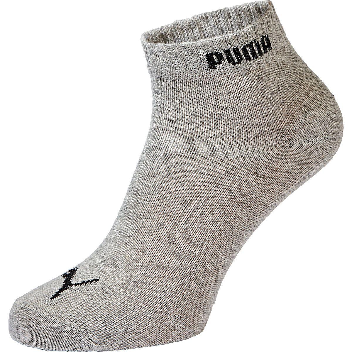 [Galeria.de] 6er Puma Unisex Quarter Socken für 8,31€ bei Fillialabholung