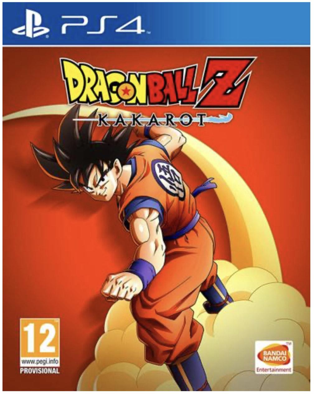 Dragon Ball Z: Kakarot PS4 / XBOX One @netgames.de