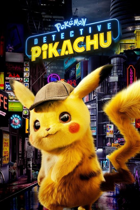 Pokémon Meisterdetektiv Pikachu [dt./OV] zum Leihen in HD für 0,90€ (oder 0,45€ möglich)