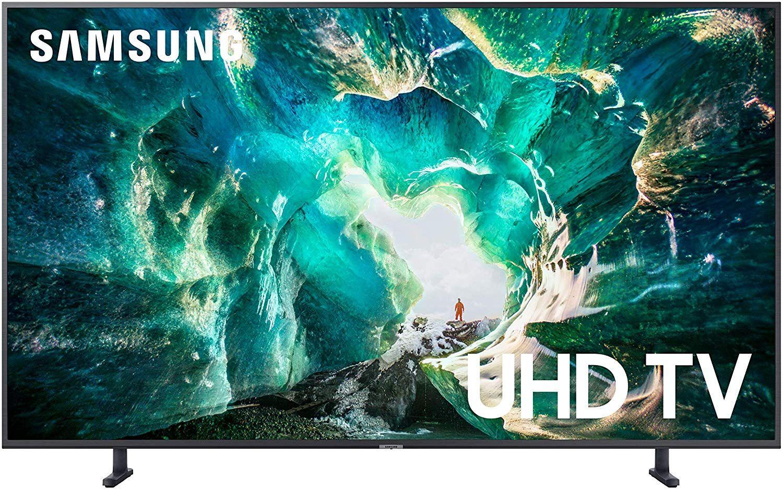 Samsung RU8009 138 cm (55 Zoll) LED Fernseher (Ultra HD, HDR, Triple Tuner, Smart TV) [Modelljahr 2019] [Amazon]