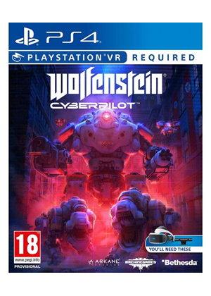 Wolfenstein: Cyberpilot (PS4-VR) für 12,08€ (Base.com)